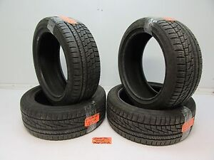 Set Of 4 Used Tires Tire Falken Ziex Ze950 Tires Tire 215 45 R17 215 45 R 17 Car