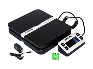 Accuteck Shippro 110lbs X 0 1 Oz Digital Shipping Postal Postage Scale Black