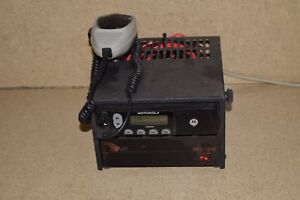Motorola Pm400 aam50rpf9aa3an Base Station With Power Supply