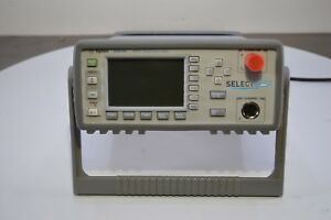 Agilent hp E4416a Epm m Series 9khz To 110ghz Power Meter