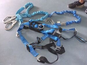 Miller Safety Harness