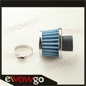 Universal 25mm 1 Cold Air Intake Turbo Vent Crankcase Breather Filter