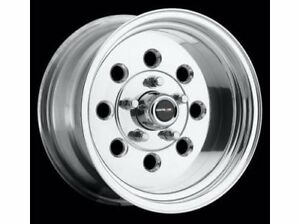 Center Line Wheels Competition Series Dragster Polished Wheel 7175603545