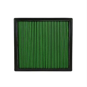 Green High Performance Factory Replacement Air Filter 2013