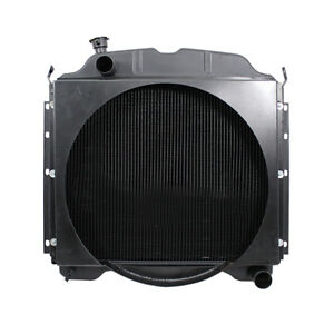 New Radiator For Allis Chalmers 180 185 70255327