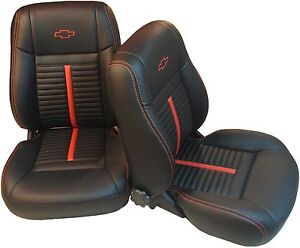 Chevelle Ss Interior Kit 68 72 Bucket Front Seats Rear Bench Seat Upholstery
