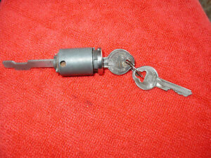1934 1935 1936 1937 1938 1939 Chevrolet Sedan Delivery Rear Door Lock Cylinder