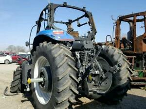 2018 Case New Holland T7 210 Tractor