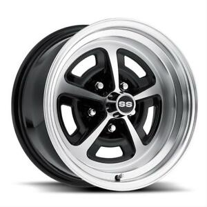 Scott Drake Legendary Magnum 500 Alloy Wheels With Black Accent Lw50 50757a