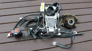 Used Scott 4 5 Ap50 Cbrn 2002 Spec Air Pack Intigrated Pass Scba Harness 2