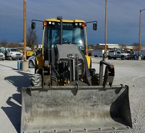 2013 Backhoe Volvo Only 550 Hours