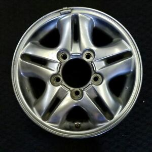16 Inch Lexus Lx470 1998 2002 Charcoal Oem Factory Alloy Wheel Rim 74145
