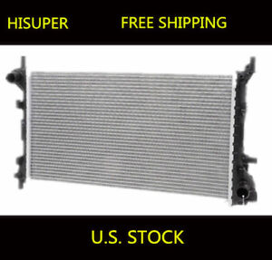 For Ford Focus 2000 2007 2 0 2 3 L4 Warranty 2296 New Radiator