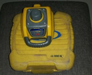 Spectra Precision Ll100n Rotary Laser Level No Receiver