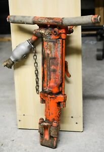 ma5 Chicago Pneumatic Cp Paving Breaker Jackhammer leaking Air