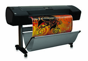 Hp Designjet Z2100 24 in Large Format Graphics Photo Printer