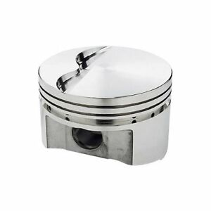 Srp Small Block Chevy 350 400 Flat top Piston 138085