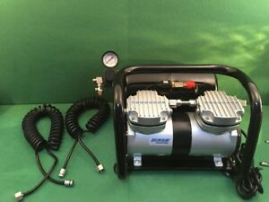 Silentaire Scorpion Iiw tt 1 3 Hp Air Compressor New Other Free Shipping