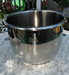 New 20 Quart Stainless Steel Mixer Bowl For Hobart Mixer