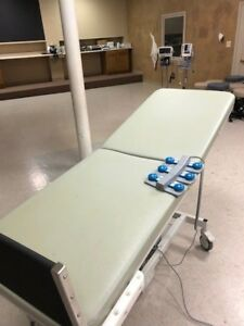 Mpi Medical Positioning Vasscan Table Mdl 2084 Local Pu