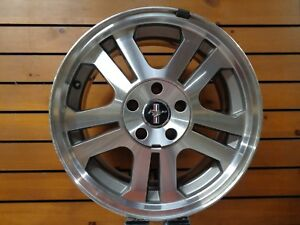2006 2008 Ford Mustang Wheel 17x8 Hollander 3649 Machined S