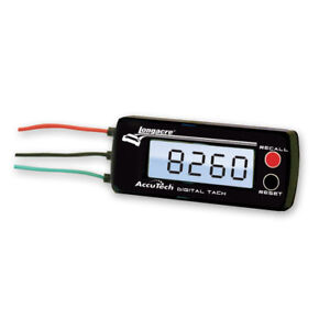 Longacre Racing Products 44391 Digital Memory Tach