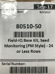 Trimble 80510 50 Field Iq Seed Monitoring Kit Harness Ztn80510 50 Planter