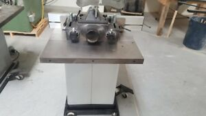 Delta X5 Wood Shaper 230 Voltios The Motor 7000 1000 Rpm