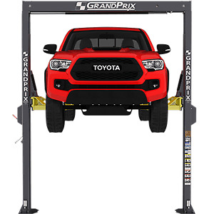 Bendpak Gp 7 Grandprix Series 2 Post Lift 7 000 Lb Capacity 150 Overall