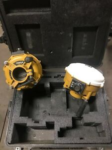 Trimble Cat Ms992 Gps Receivers And Hard Case