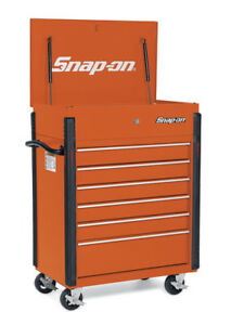 Snap on Compact Roll Cart 6 Drawer