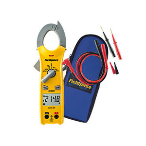 Fieldpiece Sc220 Compact Clamp Meter With Dc Microamps