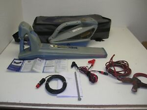Radiodetection Rd4000 Pxl 10 Watt Wire Underground Utility Cable Pipe Locator