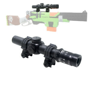 Tactical Top Scope Sight Attachment Decoration for Nerf Modify Toy $20.39