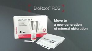 Bioroot Rcs Septodont Bioactive Mineral Root Canal Sealer Hydrophilic