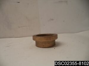 Qty 110 Bronze Flanged Bushing D107149 7 8 X 1 X 1 2 X 1 1 4 X 3 16