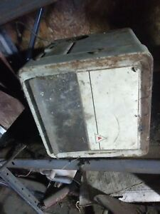 Tractor Cab Heater Worked When Removed Get Ready For The Cold Winter Comi