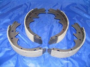Brake Shoes Front 1949 1954 Ford Passenger Cars New 49 50 51 52 53 54