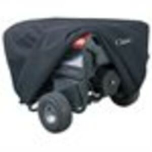 Generator Cover Black Large