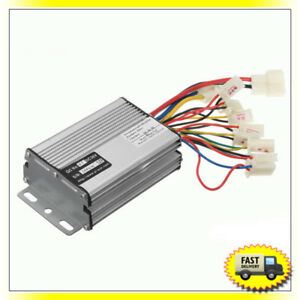 36v Dc 1000w Electric Scooter Motor Brush Speed Controller For Bicycle Bike Usa