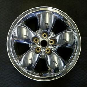20 Inch Chrome Dodge 1500 Pickup 2002 2005 Oem Factory Original Wheel Rim 2167a
