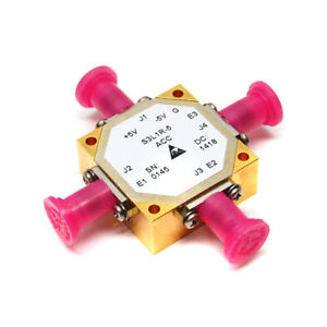 New Aeroflex S3l1r 5 Pin Diode Switch 1 2ghz Single Pole Three Throw Reflective