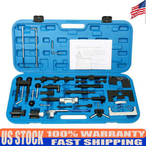 Universal Car Petrol diesel Engine Timing Tool Kit Fit For Audi Vw Skoda Seat