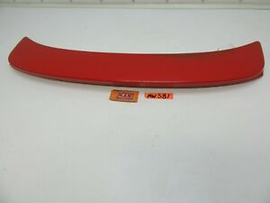 Rear Spoiler Wing Hatch Red Car For 91 92 93 Celica Hatchback Liftback Lift Back