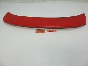 Rear Spoiler Back Liftback Wing 91 92 93 Celica Hatchback Red Oem Car Lift Back