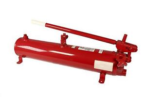 Hand Pump Prince Hydraulic System With 1 2 Gallon Reservoir Prince No Pm hp 5b