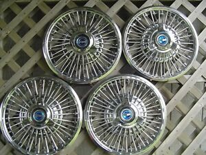Mustang Hubcaps For Sale