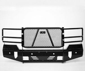Ranch Hand Fsc16hbl1 on Sale Summit Series Bumper 16 18 Chevy Silverado 1500