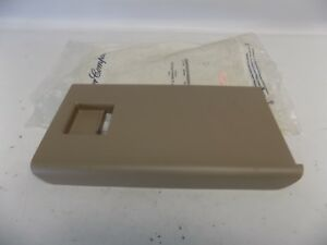 New Oem 1997 2002 Ford Ranger Tan Glove Box Door Cover Lid Panel Center Console