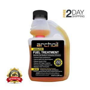 Archoil Fuel Injector Cleaner Treatment Additive Diesel Fuel Petrol Gas Engine
